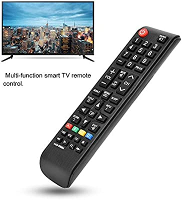 Reemplazo Smart TV Control Remoto para Samsung AA59-00666A para H32B H40B H46B PN64E533D2F T24E310ND UN32EH4003C UN32EH4003F UN60FH6003F UN65FH6001F: Amazon.es: Electrónica