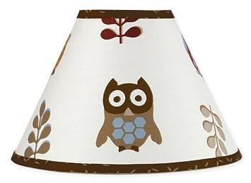 Amazon sweet jojo designs night owl lamp shade nursery sweet jojo designs night owl lamp shade aloadofball Choice Image