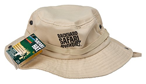 Backyard Safari Hat - Safari Hat Plastic