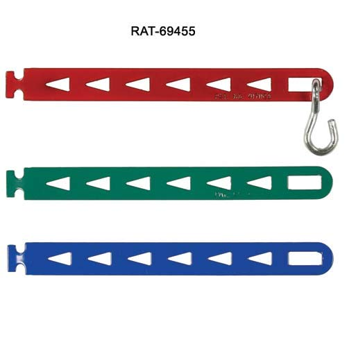 (Rack-A-Tiers 69455 Snatch Strap Wire Puller - Quickly Attaches Wires to a Fishtape)