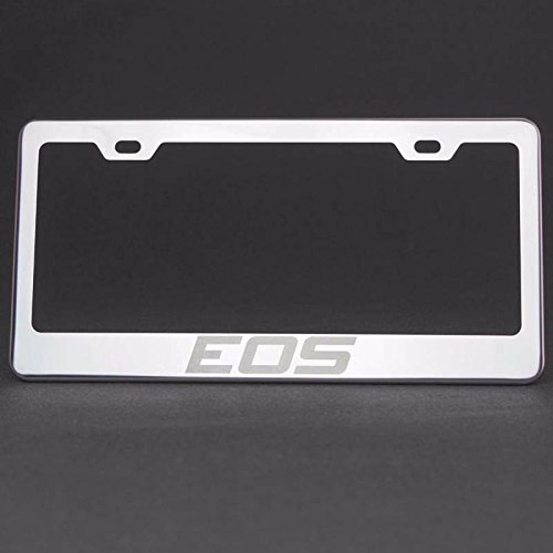 100-stainless-steel-license-plate-holder-for-volkswagen-eos-with-real-laser-engraving-on-chrome-mirr