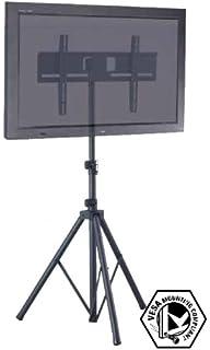 Allcam tr941 trípode, móvil y TV Stand Floor portátil w/vesa Soporte de Montaje para 32
