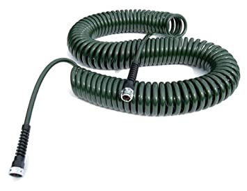 Amazoncom Water Right Professional Coil Garden Hose Lead Free