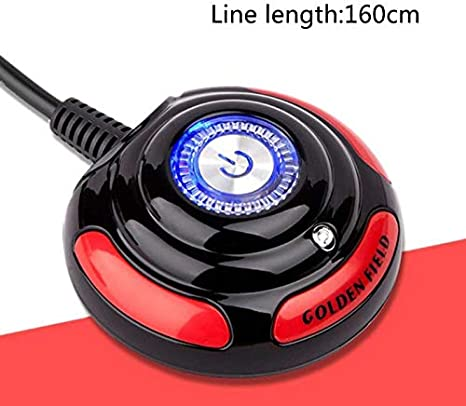 ShineBear 1.6m 5.2ft Desktop Switch Button Starting Up Reboot Cable for PC Computer Cable Length: Other
