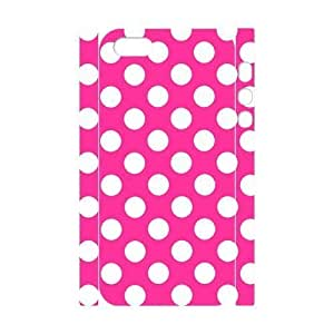 ALICASE Diy Customized Case Polka dot 3D Case for iPhone 6 plus 5.5 [Pattern-1]