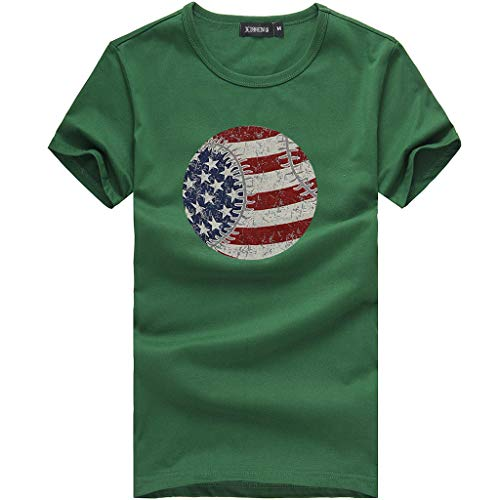 Independent Print Pants - Veodhekai Womens Independent Day T-Shirt American Flag Blous Flag Print Tops A Star Stripe July 4th Day Tops Army Green