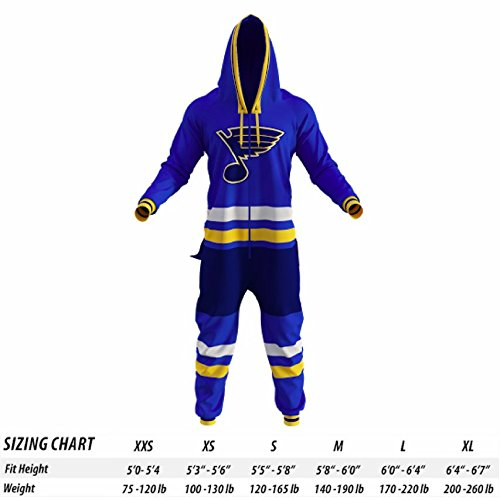 St Louis Blues NHL Hockey Sockey (M)