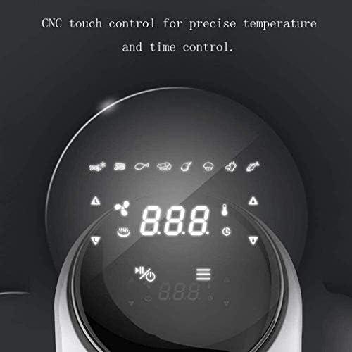 zyl Friteuse à air électrique friteuse à air antiadhésive sans Huile friteuse à air Chaud avec friteuse à air d'une capacité de 36 L avec écran Tactile LED numérique