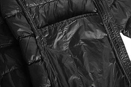 Amazon.com: Wantdo - Chaqueta de plumón corto con capucha ...