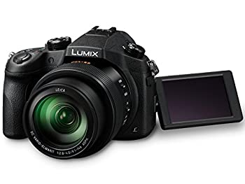 Panasonic Lumix Fz1000 4k Point & Shoot Camera, 16x Leica Dc Vario-elmarit F2.8-4.0 Lens, 21.1 Megapixels, 1 Inch High Sensitivity Sensor, Dmc-fz1000 (Usa Black) 1