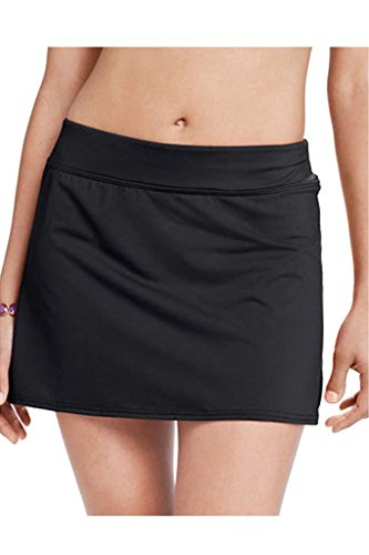 Labelar Swim Skirt For Women Tummy Control Bikini Bottom