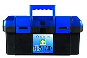 First Aid Works All Purpose Toolbox First Aid Kit