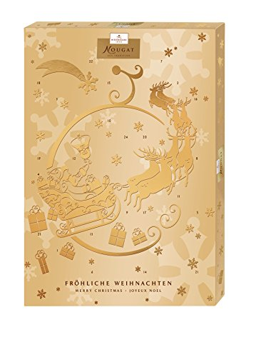Niederegger Nougat Advent Calendar - 500 G/17.6 Oz