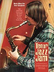 Tenor Jazz Jam by Music Minus One