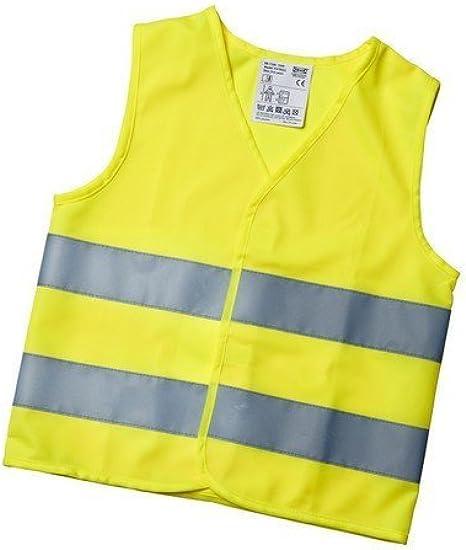 2 X Ikea Patrull Kinder Warnweste 3 6 Jahre Gelb Europanorm En 1150 Bekleidung