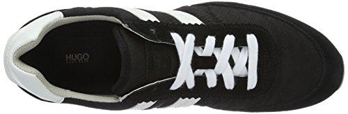 Femme 5 Noir Sneakers 10191482 HUGO Basses Black Adreny s 01 nfaqqTYz