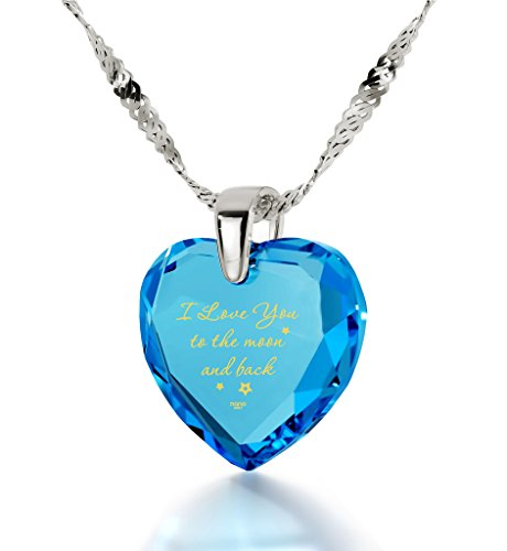Sterling Silver Necklace Pendant Inscribed product image