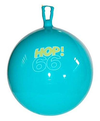 Toy Marketing 26 Inch Turquoise Hop Ball (Hop Ball 26)
