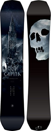 Capita The Black Snowboard of Death Snowboard Mens Sz 162cm
