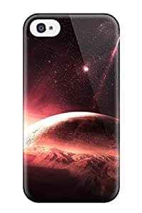 AnnaSanders LVWMYjC1300kbnoX Protective Case For Iphone 4/4s(spaceship Sci Fi People Sci Fi)