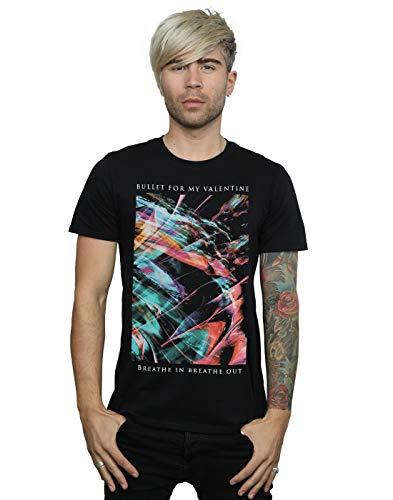 Bullet for My Valentine Men's Gravity Cover T-Shirt Black XXX-Large