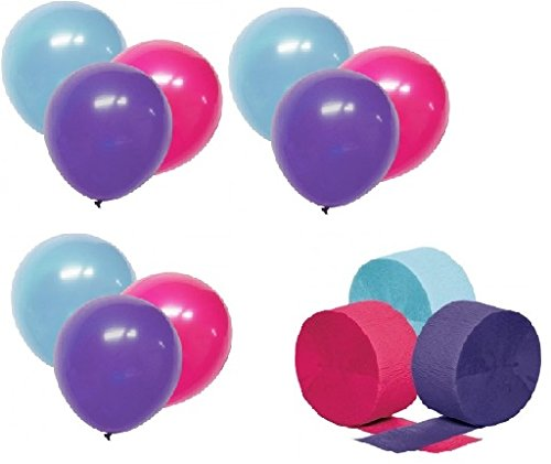 streamers and balloons - 8
