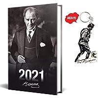2021 Atatürk Ajanda - Önder + Kocatepe Anahtarlık