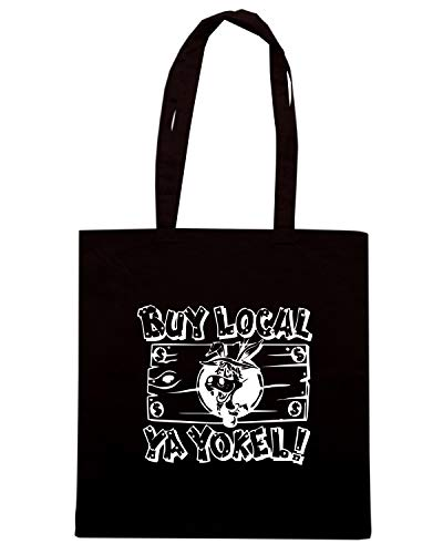 Nera Borsa YOKELAIL Speed Shirt LOCAL FUN0910 Shopper BUY YA xRxt7w
