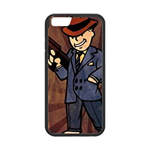 Fallout 02 iPhone 6 6s Plus 5.5 Inch Cell Phone Case Black Custom Made pp7gy_3333158