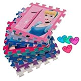Disney Princess Soft Foam Hopscotch Play Mat