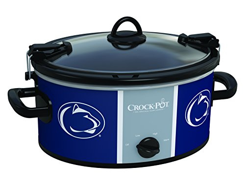 - Crock-Pot Penn State Nittany Lions Collegiate 6-Quart Cook & Carry Slow Cooker