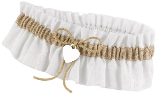 Hortense B. Hewitt Rustic Romance Wedding Accessories, Garter