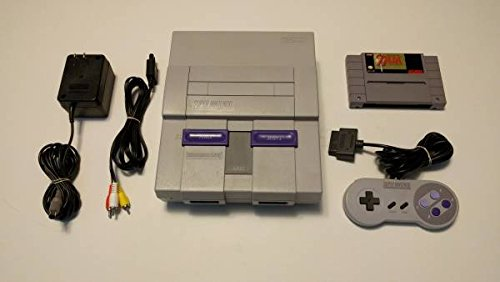 Super Nintendo the Legend of Zelda: Link to the Past Bundle (Legend Of Zelda Link To Past)