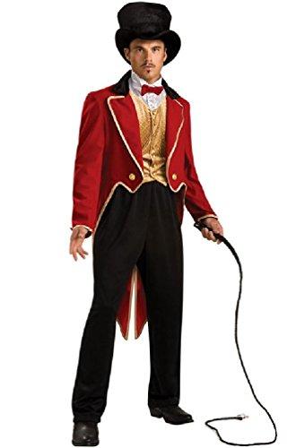 8eigh (Ringmaster Adult Plus Costumes)