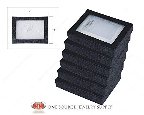 OSJS 6 New Riker Display Mounting Boxes Riker Display Cases Riker Boxes X-Small 4