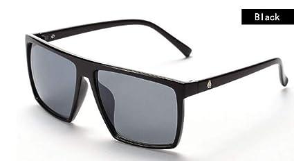 LAMAMAG Gafas de sol Marco Steampunk Calavera Cuadrada Gafas ...