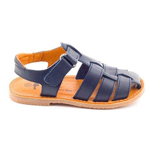Boni Ullysse - Sandalen Jungen Marineblau