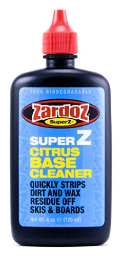 Zardoz NOTwax 120ml Super Z Natural Citrus Base Cleaner