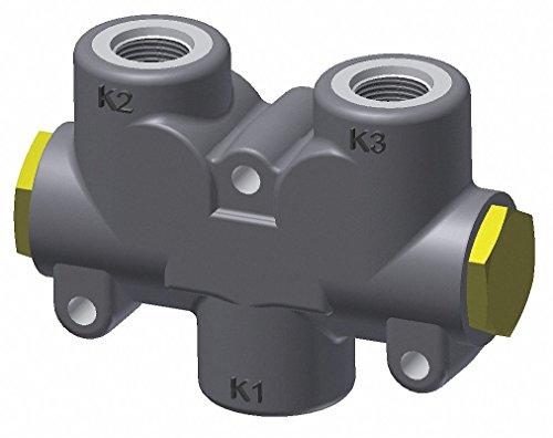 Hydraulic Flow Divider, 3/4 (Flow Divider)