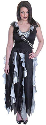 [Ladies Zombie Prom Queen Costume] (Zombie Queen Costumes)