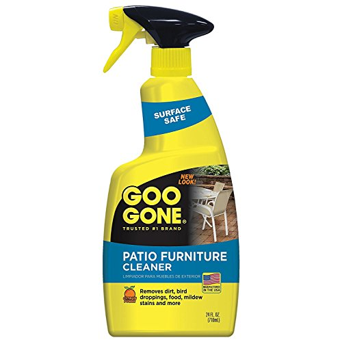 Goo Gone Patio Furniture Cleaner 24Oz Trigger 2-Pack 24 Oz Cotton Canvas Boat
