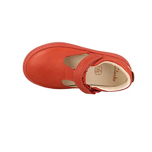 Clarks Rosso 481 26 Springs City Scarpe 132 rO8warq