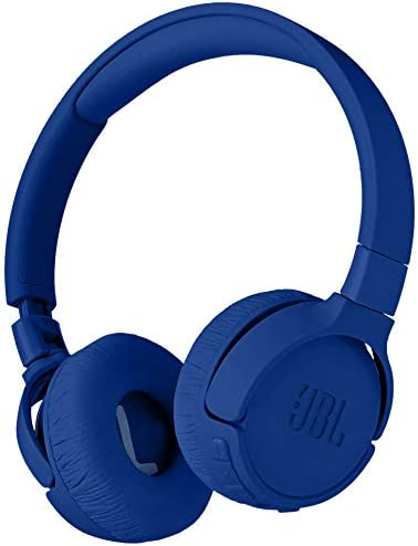 JBL Tune 600 BTNC On-Ear Wireless Bluetooth Noise Canceling Headphones - Blue
