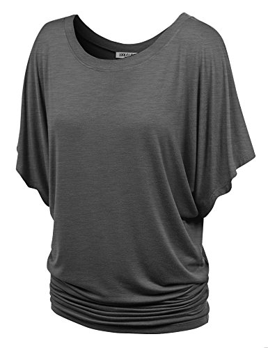 LL WT742 Womens Boat Neck Short Sleeve D - Clothing Shopping Results