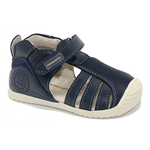 Garvalin , {Chaussures premiers pas pour bébé (garçon) bleu bleu