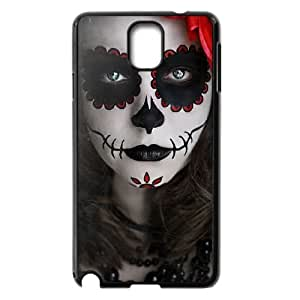 Brand New Case for samsung galaxy note3 n9000 w/ Sugar Skull image at Hmh-xase