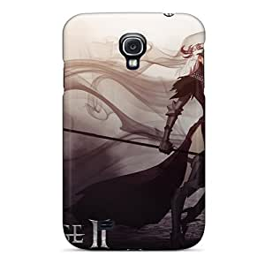 MOkgtFN4362NKIky Case Cover Protector For Galaxy S4 Video Games Dragon Age 2 3d Case