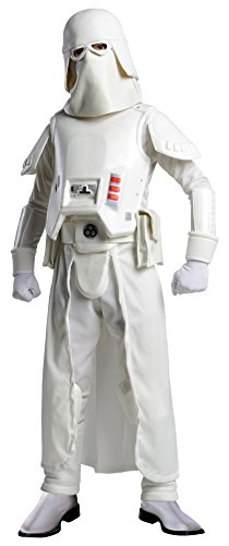 Star Wars Deluxe Snowtrooper Costume, Medium
