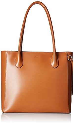 Lodis Audrey Under Lock and Key Rfid Cecily Tote, Toffee (Lodis Satchel Audrey)