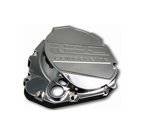 Yana Shiki CA3660LRC Chrome Billet Aluminum Finish Clutch Cover with Solid LRC Design for Suzuki GSX-R 600/750/1000